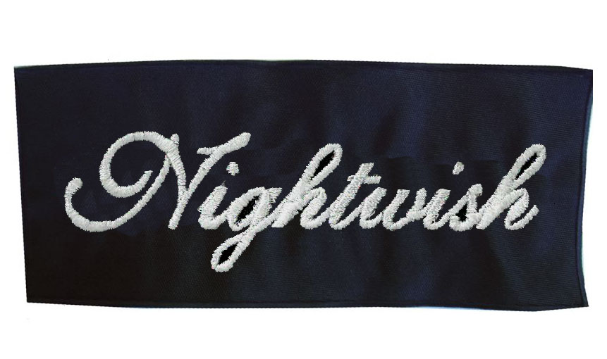 Nášivka big-Nightwish