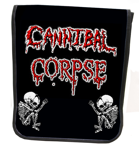Taška Collage-Cannibals Corpse