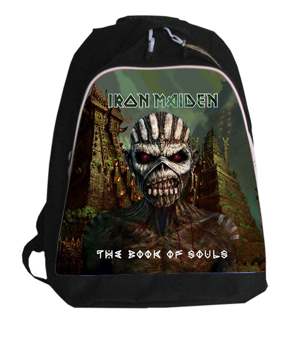 Batoh 045-Iron Maiden The book