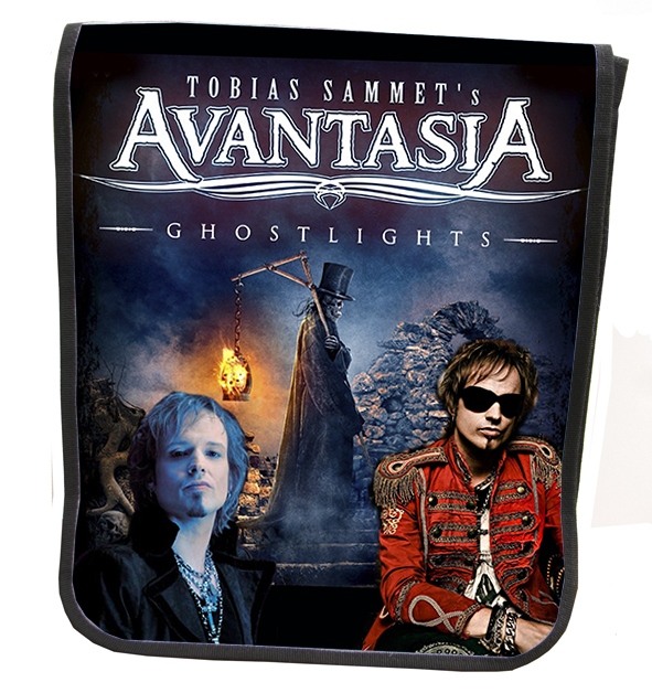 Taška Collage-Avantasia Ghost