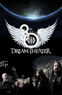 Vlajka-Dream Theater 30