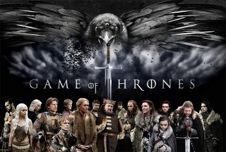 Ubrus-Game of Thrones