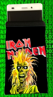 Obal na mobil-Iron Maiden 2
