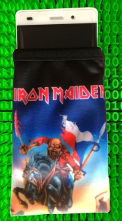 Obal na mobil-Iron Maiden CZ