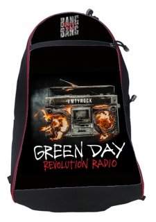 Batoh Metal-Green Day 2