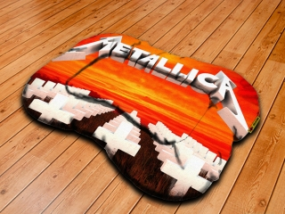 Dog pillow M-Metallica