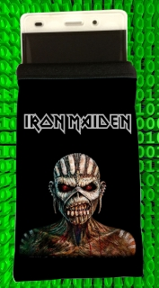 Obal na mobil-Iron Maiden Book