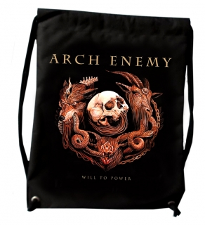 Vak na záda-Arch Enemy