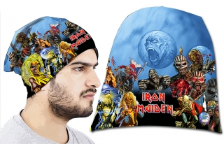 Beanie winter-Iron Maiden 2