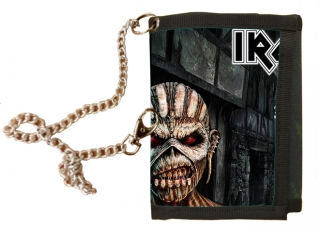 Peněženka new-Iron Maiden Book