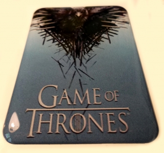 Samolepka na mobil-Game of Thrones