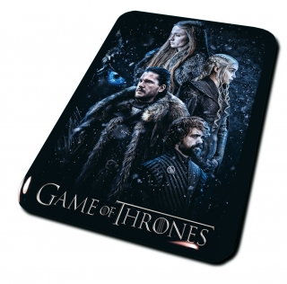 Samolepka na mobil-Game of Thrones 4