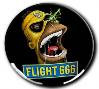 3D magnetka K-Flight 666