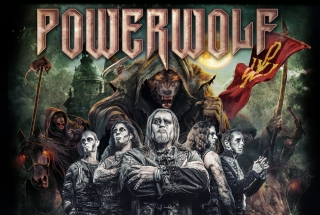 Ubrus-Powerwolf