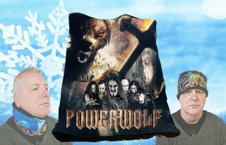 Šála Twister-Powerwolf