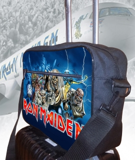 Travel Bag-Iron Maiden 1