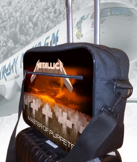 Travel Bag-Metallica