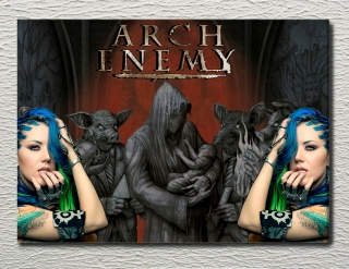 Obraz 2-Arch Enemy
