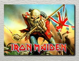 Obraz 2-Iron Maiden 01