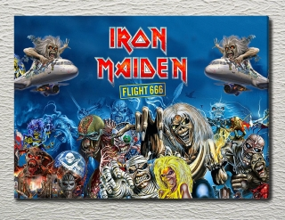 Obraz 2-Iron Maiden 02