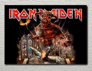 Obraz 2-Iron Maiden 03