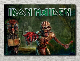 Obraz 2-Iron Maiden 04
