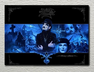 Obraz 2-King Diamond