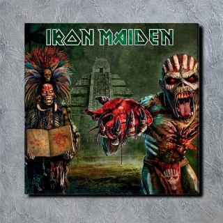 Obraz 80-Iron Maiden 2