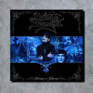 Obraz 80-King Diamond