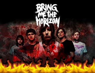Minivlajka-Bring Me the Horizon