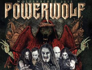 Minivlajka-Powerwolf